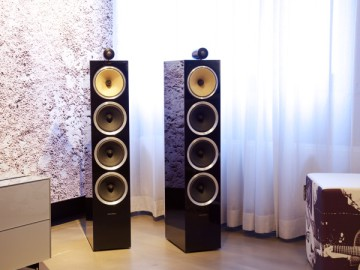 Bowers & Wilkins CM10 S2 front