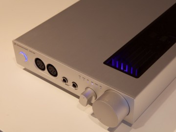 Sennheiser HDV800 detail